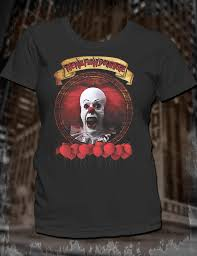 new black stephen king it t shirt pennywise tim curry horror movie tim curry pennywise t shirt