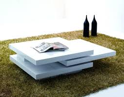 rotating coffee tables white gloss coffee table com rotating coffee tables uk