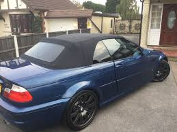 All BMW Models 91 bmw m3 : Bmw m3 e46 convertible | in Romford, London | Gumtree