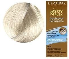 9aa 20d Very Light Ultra Cool Blonde Liquicolor Permanent