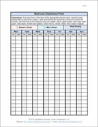 bathroom cleaning schedule. Commercial Bathroom Cleaning Checklist Thedancingparent.com Schedule U