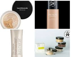 the best foundations for each skin type
