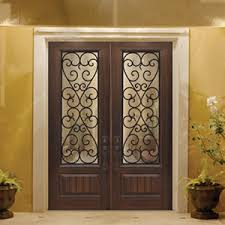 front entry doors. Decorative Wrought Iron Front Entry Doors
