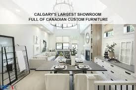 Bates Design Calgary Showhome Furniture Calgary Furniture Stores