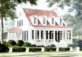 country living house plans. Front Exterior Rendering Country Living House Plans U