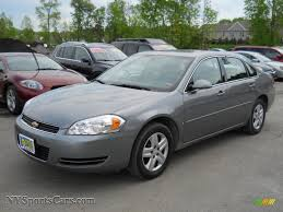 2006 Chevrolet Impala LS in Dark Silver Metallic - 210871 ...
