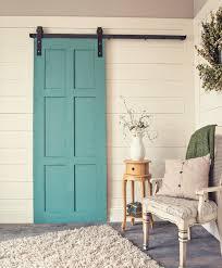 6 Panel Barn Door