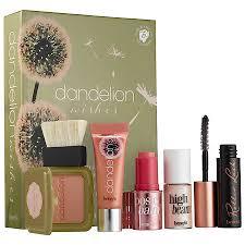 dandelion wishes baby pink makeup set benefit cosmetics sephora