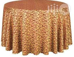 5ft round table cloth for