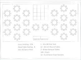 wedding reception seating chart elegant template long table plan round table seating chart template inspirational wedding