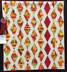 Facets Quilt Wins 2nd Place Modern in Paducah 2016! – Christa Quilts & Facets Quilt Adamdwight.com