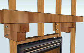 how to install a mantel shelf on a brick fireplace how to mount fireplace mantels with how to install a mantel shelf on a brick fireplace