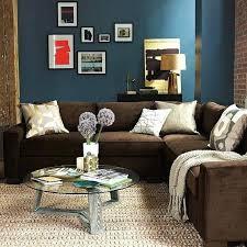 brown living room. dark brown living room navy blue and net t