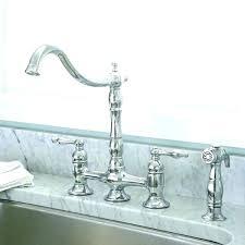 kitchen bridge faucets bridge kitchen faucet with sprayer bridge kitchen faucet with spray kitchen faucets bridge