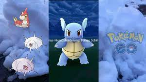 Waumpel Entwicklungen Zufall? Wetter Warnungen?! Pokemon Go Deutsch -  YouTube