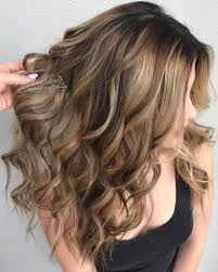 creative dark brown hair color highlights ideas 16