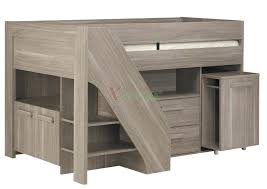 loft storage bed with desk bunk bed with desk and storage low loft bed with desk