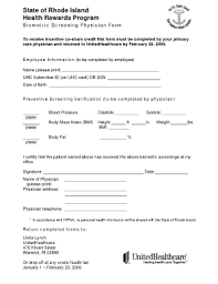 Where To Mail Viverae Physician Screening Collection Form