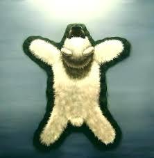 faux bear skin rug with head faux polar bear rug bearskin rug teddy bear skin rug faux bear skin rug with head