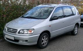 Toyota Corolla 2.0 1997 | Auto images and Specification