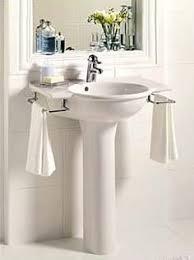 small pedestal sink. Fine Pedestal Clever Pedestal Sink Storage Ideas Inside Small E