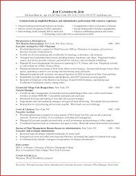 Best Of Admin Manager Resume Doc Npfg Online