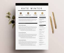 Design Resume Template Classy 28 Creative And Appropriate Resume Templates For The NonGraphic