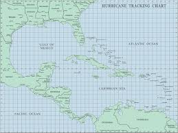 Mason Maps Hurricane Tracking Chart