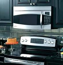 ge profile countertop microwave stainless steel profile profile stainless steel microwave