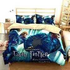 amazing charisma silky soft harry potter bed set designs pillow bedroom single bedspread primark bedding er