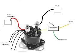 warn winch wiring diagram atv wirdig atv winch solenoid wire diagram solenoid wire diagram