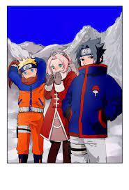 Pin by MAI on LOVE ❤️ lov3 | Naruto cute, Naruto sasuke sakura, Sakura and  sasuke