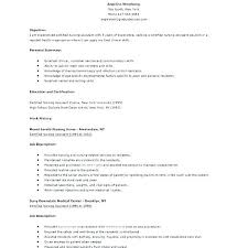 Nurse Aide Resume Certified Nursing Assistant Resume Samples ...