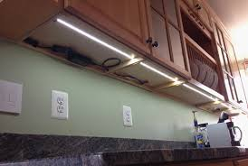 Advantages Of Under Cabinet Lighting LED Cool How To Install Led Lights  Under Kitchen Cabinets