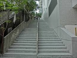 File:HK Cheung Sha Wan  Wing Ming Street outdoor stairs Nov-2013