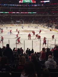 Blackhawks Stadium Series Seating Chart Chicago Blackhawks Hockey Game At The United Center In
