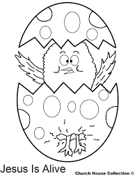 Free Coloring Pages For Church Kids With Children S Church Easter