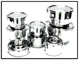 stainless steel food storage container containers with lids whole india stain