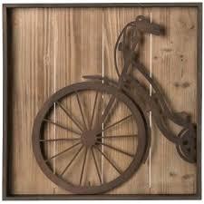 interesting bicycle wall art rattan metal in brown mountain bike australia interesting  on mountain bike wall art australia with interesting bicycle wall art go ride a bike australia