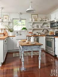 Image Small Kitchens Pinterest 25 Beautiful Country Kitchens To Copy Asap Kitchen