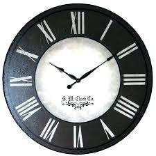 wall clock black wall clocks large large contemporary wall clocks uk