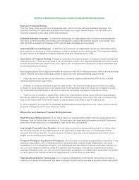 business proposal writing a business proposal grant proposal writing a business proposal
