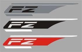 yamaha fz16 logos