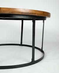 metal top coffee table. Wood Coffee Table With Metal Legs Medium Size Of Frame Top