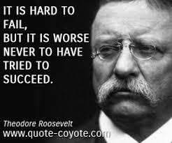 The Worst At Theodore Roosevelt Quotes. QuotesGram via Relatably.com