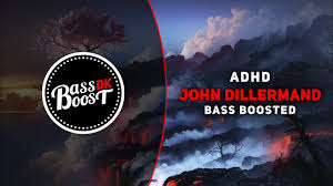 ADHD - John Dillermand [Bass Boosted] - YouTube