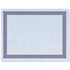 Royalty Standard Certificates Printable Parchment Certificate