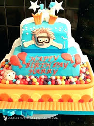 Birthday Cake Male 40th Ideas For Birthday Cakes Male Half Cake