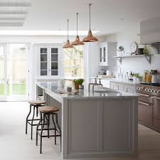 white traditional kitchen copper. Add Some Copper White Traditional Kitchen Y