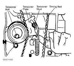 1988 suzuki samurai serpentine belt routing and timing belt diagrams rh 2carpros 2004 suzuki forenza timing belt diagram timing chain diagram